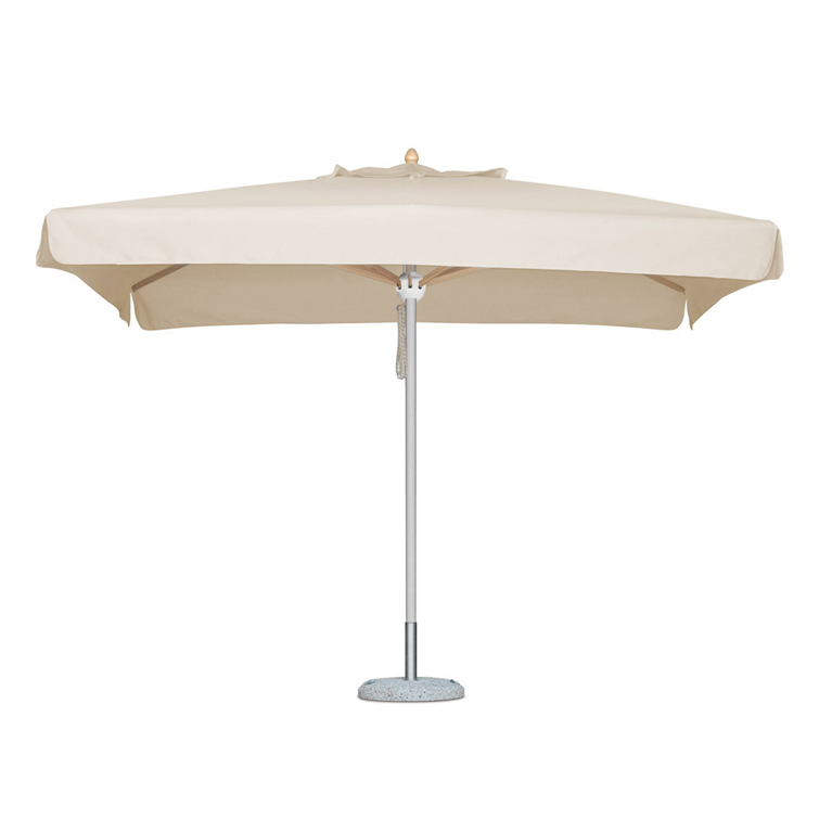 Зонт с рычажным приводом 4Л2x3-51 прямоугольный