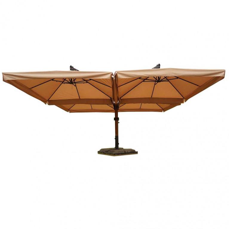 Зонт многокупольный ДС 4К 100 6,2х6,2