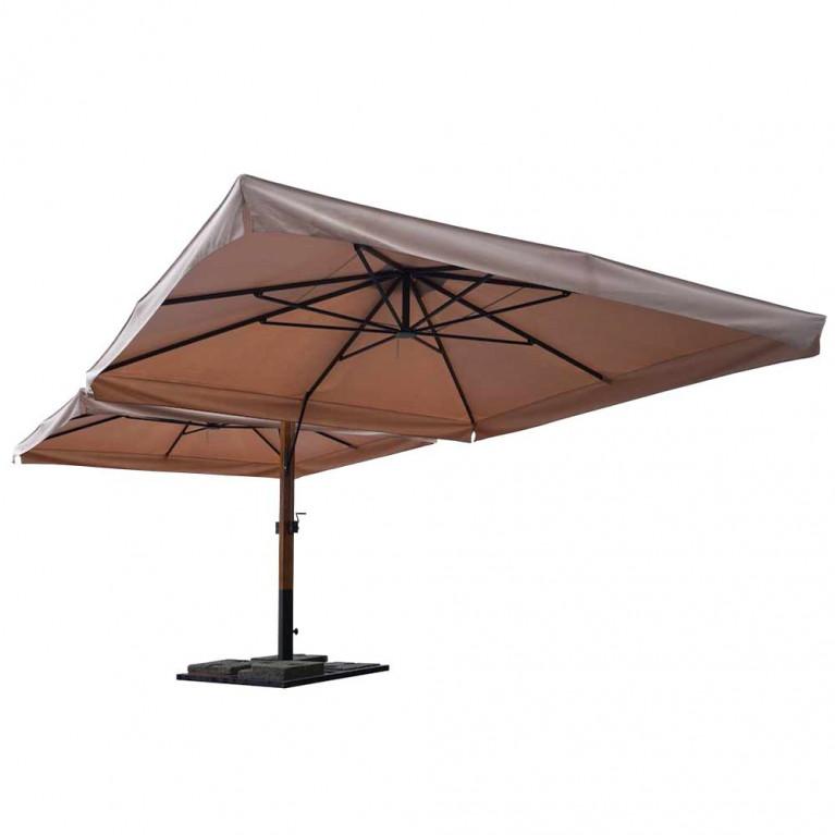 Зонт многокупольный ДС 2К 8Л 3,0х3,0