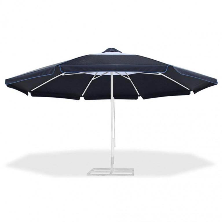 Зонт с рычажным приводом 8Л5,0-76,  круглый