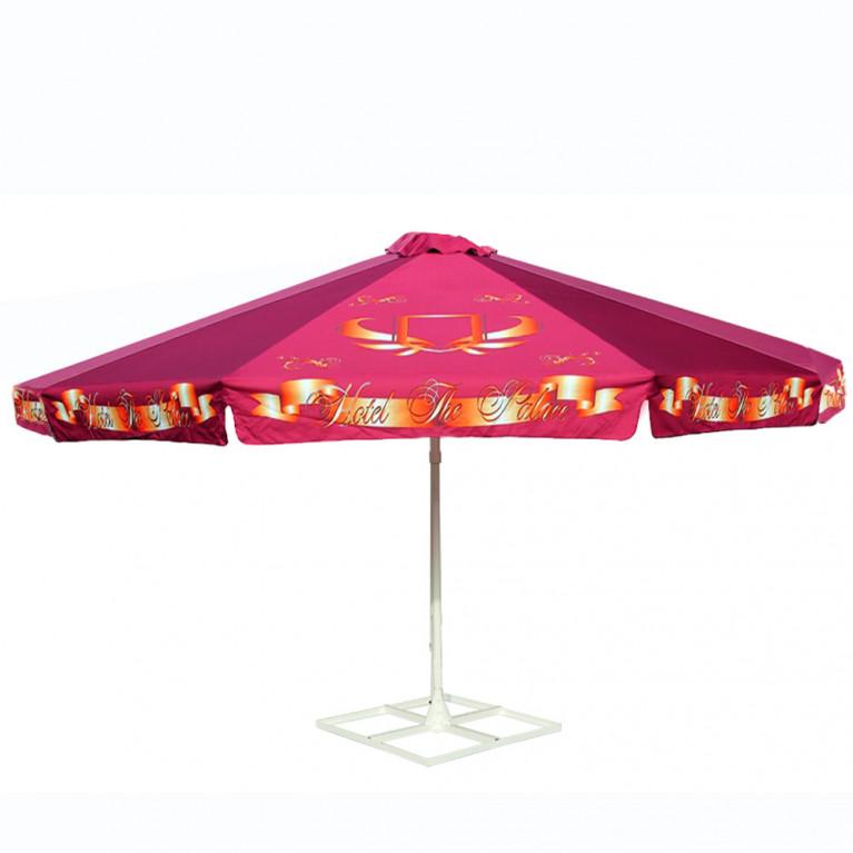 Зонт с рычажным приводом 8Л4,0-76,  круглый