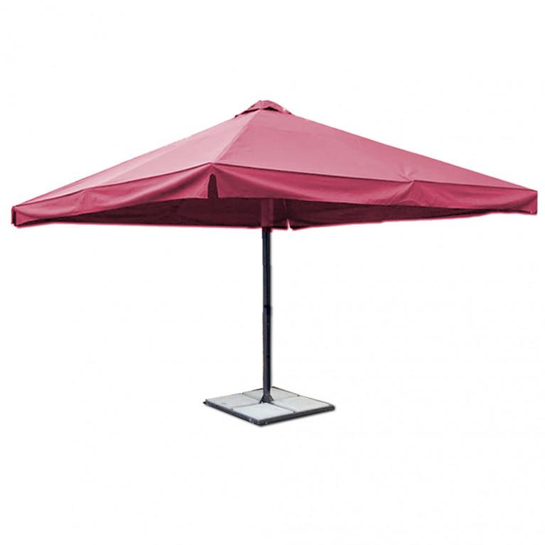 Зонт с рычажным приводом 8Л3,5x3,5-76 квадратный