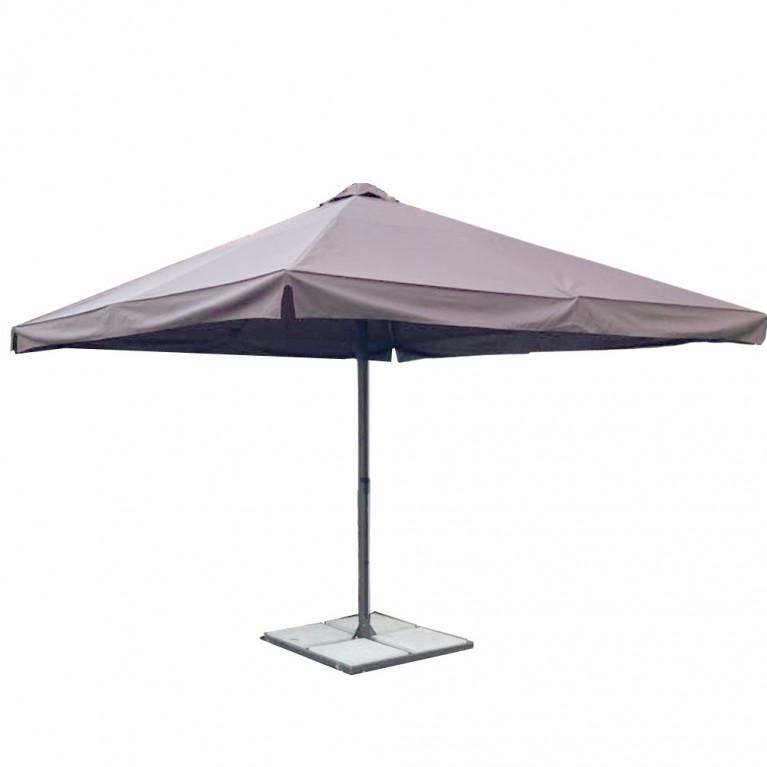 Зонт с рычажным приводом 4Л3,5x2,5-51 прямоугольный