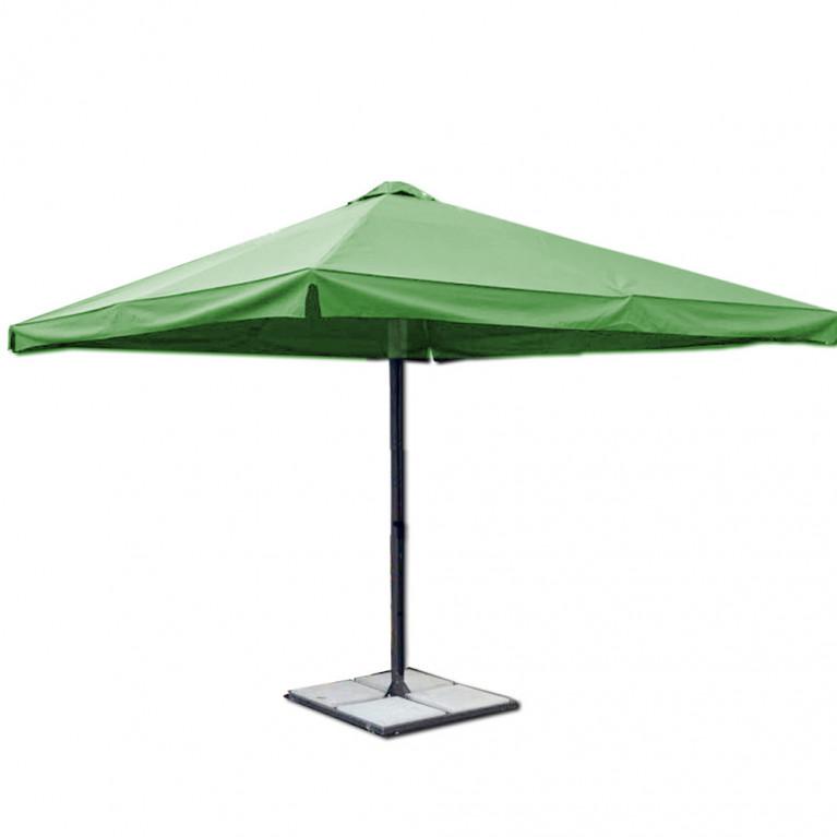 Зонт с рычажным приводом 6Л4х3-51 прямоугольный