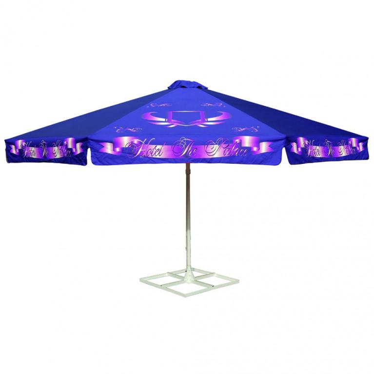 Зонт с рычажным приводом 6Л3,5-51 круглый