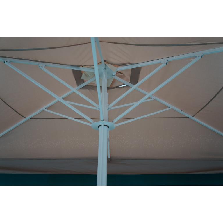 Зонт телескопический прямоугольный  4Л2х3-51ТЛ